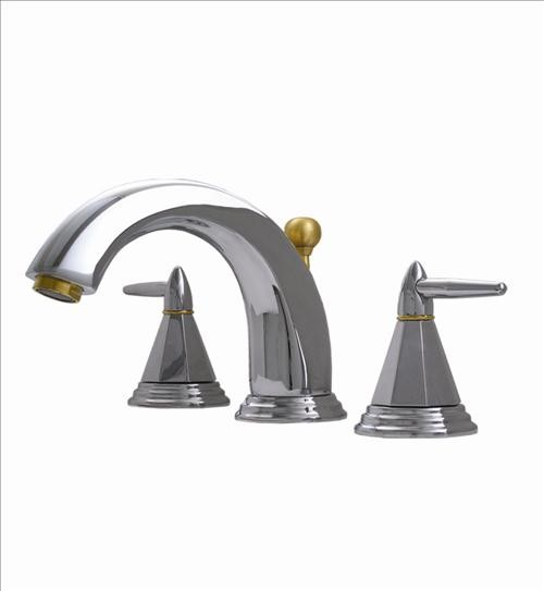 Whitehaus 514.151Ws-Bn Lavatory Faucet traditional-bathroom-faucets
