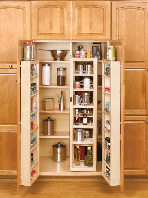 Kitchen storage ideas other metro by for Kitchen cabinets storage