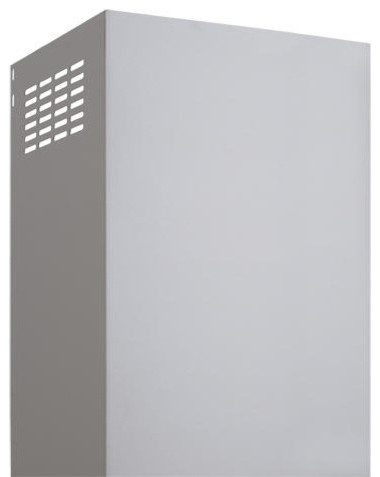 Flue Cover for Compass Series Wall-Mount Range Hoods contemporary-registers-grilles-and-vents