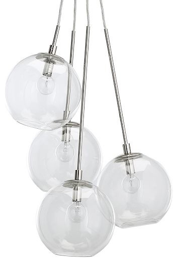 Cluster Glass Pendant contemporary pendant lighting