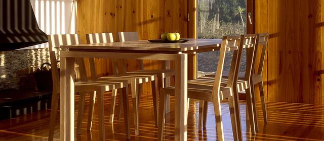 De La Espada 003 Atlantico Table contemporary-dining-tables