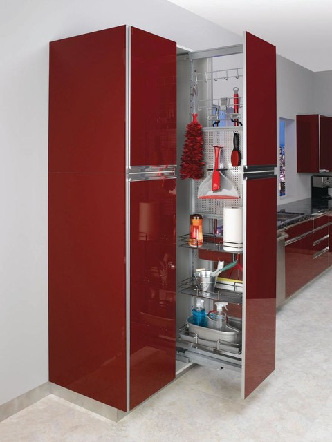 Kitchen Storage Ideas Modern Kitchen Cabinetry Other Metro By