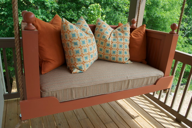 Swing Woodstock Georgia Beach Style Outdoor Products Atlanta By Cic Creative Interiors