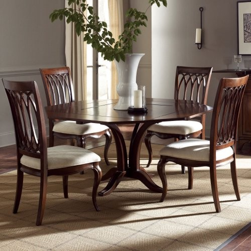 american drew cherry grove new generation 5 piece dining