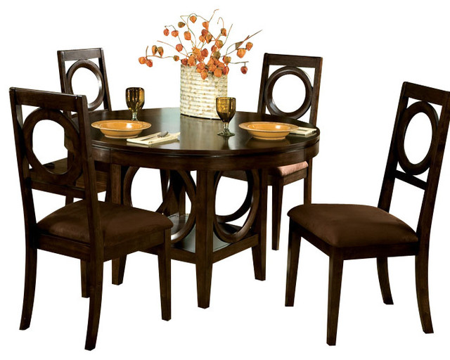 Standard Furniture Coterno 6 Piece Dining Room Set in  : traditional dining table sets from www.houzz.com size 640 x 512 jpeg 78kB