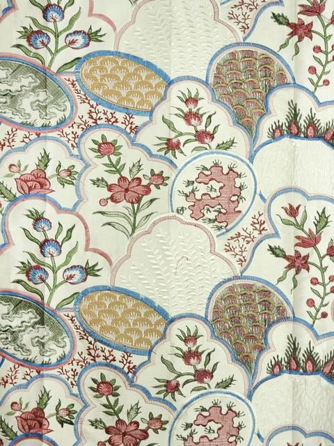 Interior Fabrics eclectic-fabric
