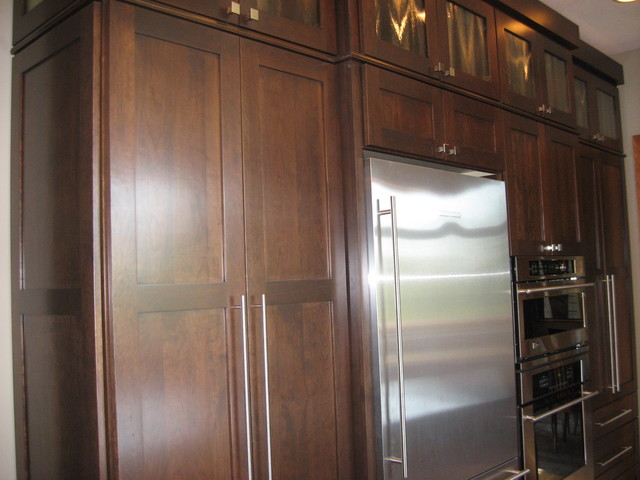 Hammer Residence traditional-kitchen