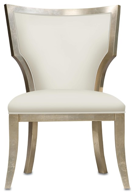 Currey and Company Garbo Chair traditional-chairs