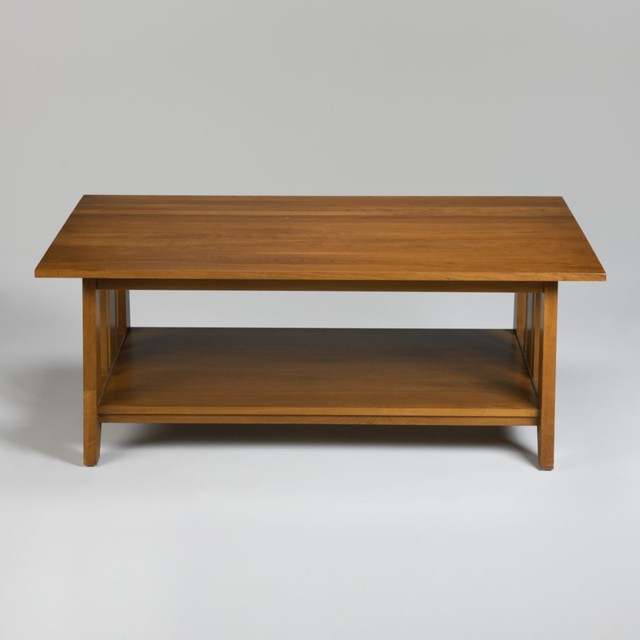 Traditional Coffee Tables Ethan Allen: American Artisan Daniel Coffee Table