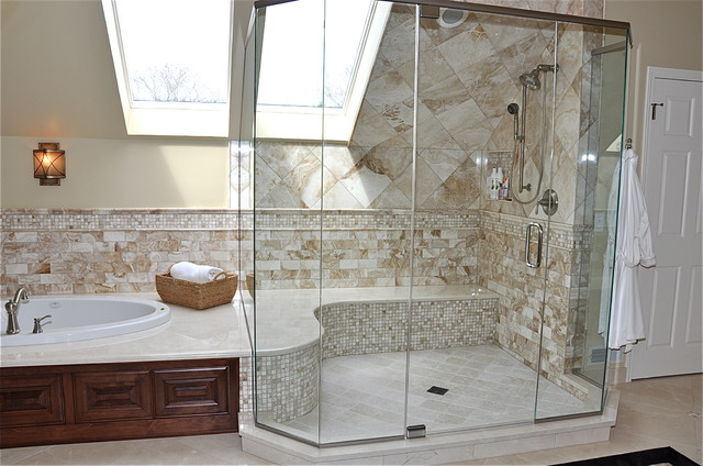 Hawley Court Project contemporary bathroom