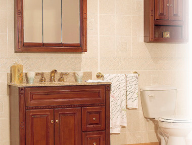 RTA Vanity Cabinets | Newport Birch Series bathroom-vanities-and-sink ...