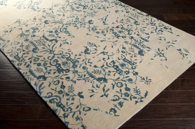 "Surya Banshee BAN-3326 2'6"" x 8' Area Rugs modern-rugs"