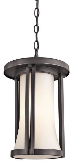 Kichler Lighting - 49284AZ - Tiverton - One Light Outdoor Pendant contemporary-outdoor-lighting
