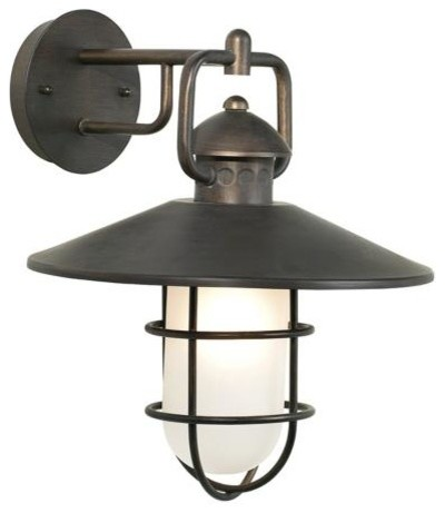 Navigator Collection 15 inch high Outdoor Wall Light