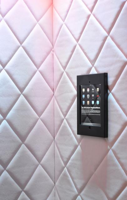 Telephone Room: Robert Brill Design contemporary