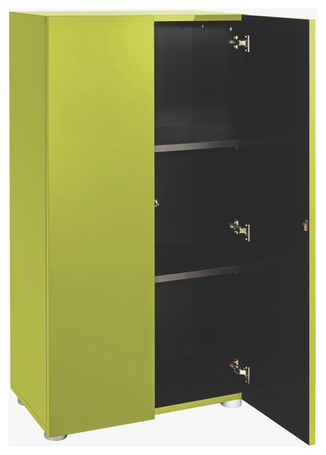 Contemporary Storage Cabinets by Habitat