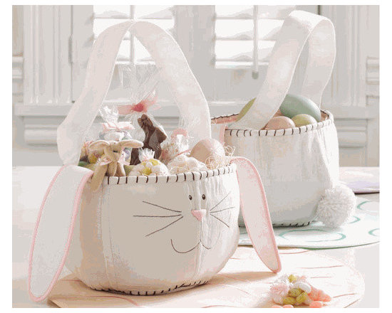 Bunny Easter Basket by tag® -