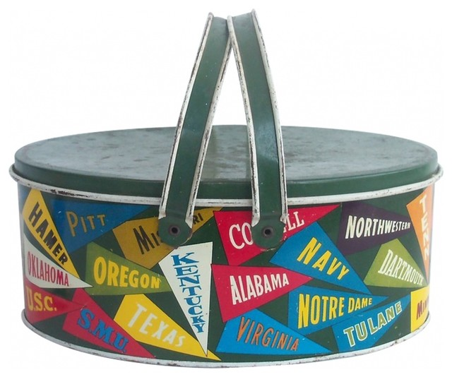 Pennant Lunch Pail eclectic-outdoor-products