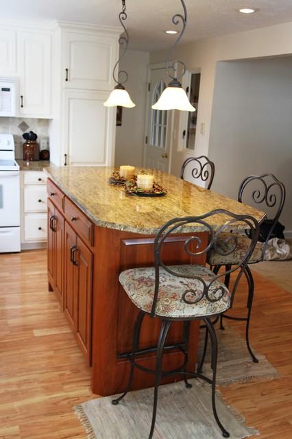 Custom Kitchen Islands - Kitchen Islands And Kitchen Carts - other ...