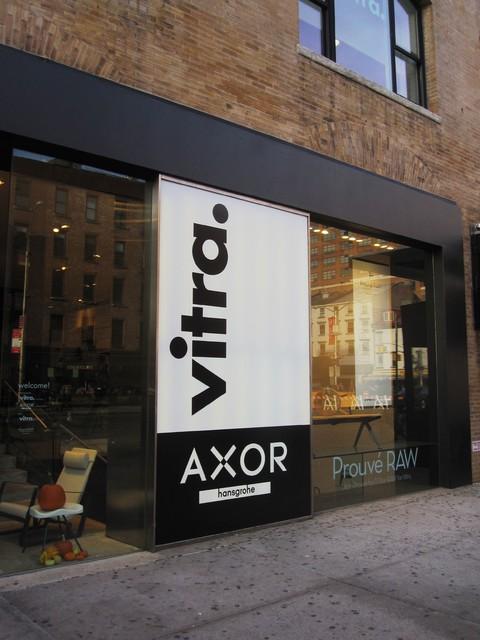 Axor New York Showroom modern-showers