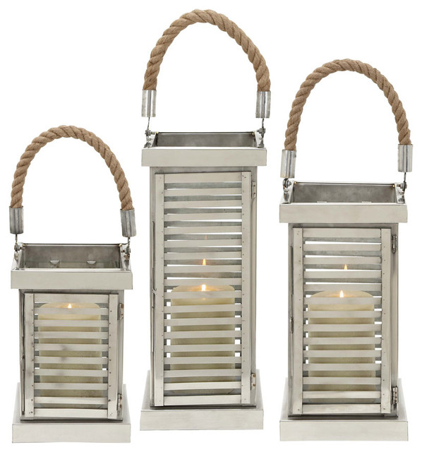 Piper Lanterns contemporary-candles-and-candle-holders