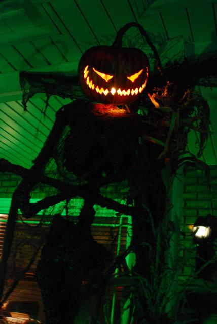 Houzzer's Halloween Decor
