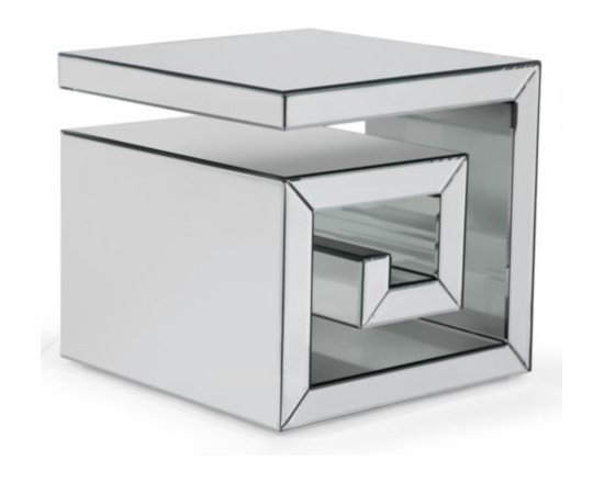 Eternal Cube End Table -