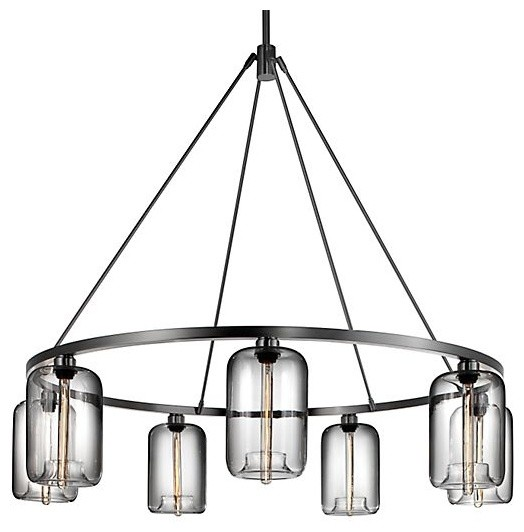 Sola 48 Modern Chandelier modern chandeliers