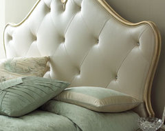Marcella King Headboard traditional headboards