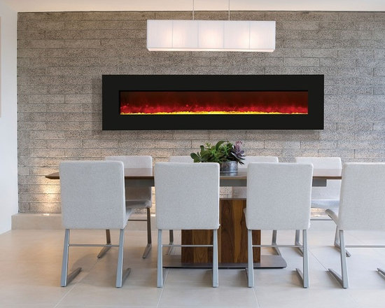 Amantii WM-BI-76-8221-BLKGLS - Jeanne Grier/Stylish Fireplaces & Interiors