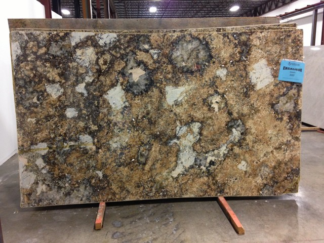 Excalibur Granite - Kitchen Countertops - atlanta - by AGM IMPORTS