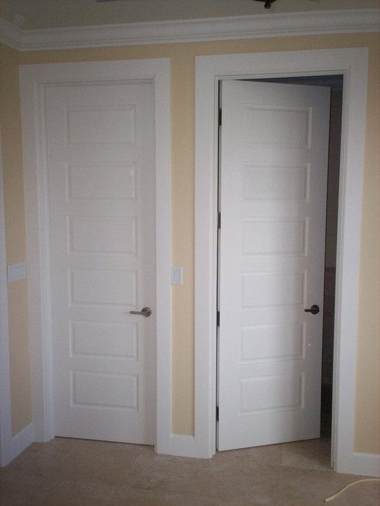 Supa Doors - 6 equal panel -