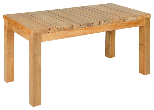 Mazzamiz Wooden Benches - Modern - Outdoor Benches - los ...