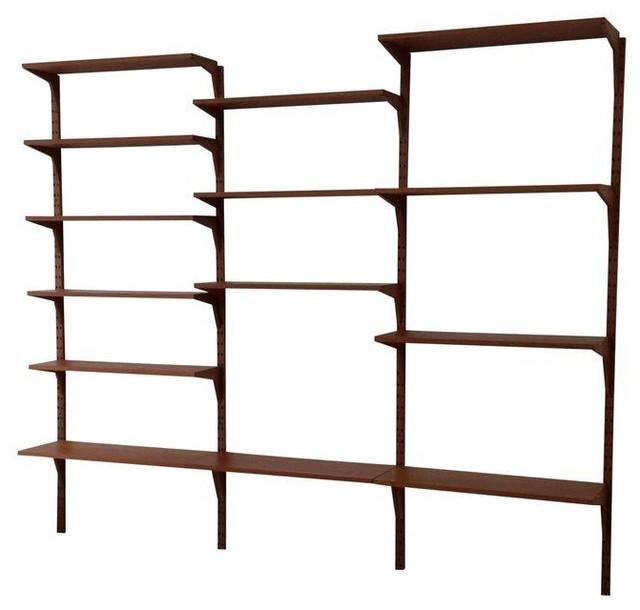 pre owned danish modern teak 39 cado unit midcentury. Black Bedroom Furniture Sets. Home Design Ideas