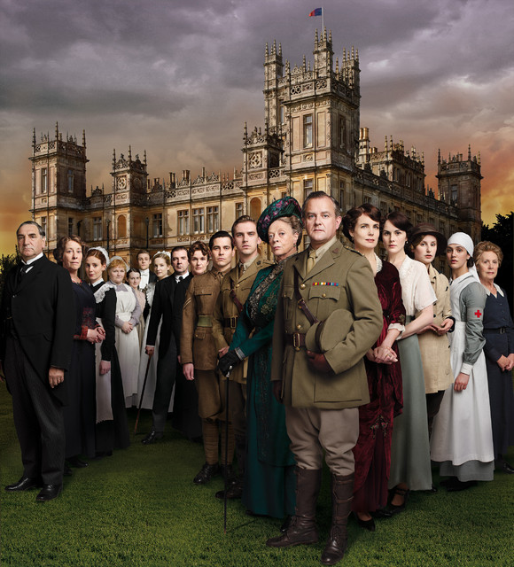 Downton Abbey: Season 2 Cast