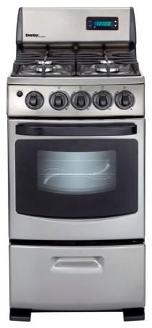 "20"" Gas Range,4 Sealed Burner,Electronic Ignition,2 Oven Racks,Window gas-ranges-and-electric-ranges"