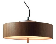 Ronda Drum Pendant contemporary pendant lighting