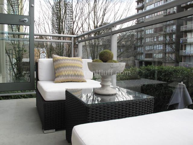 2967 - Downtown Condo contemporary-patio
