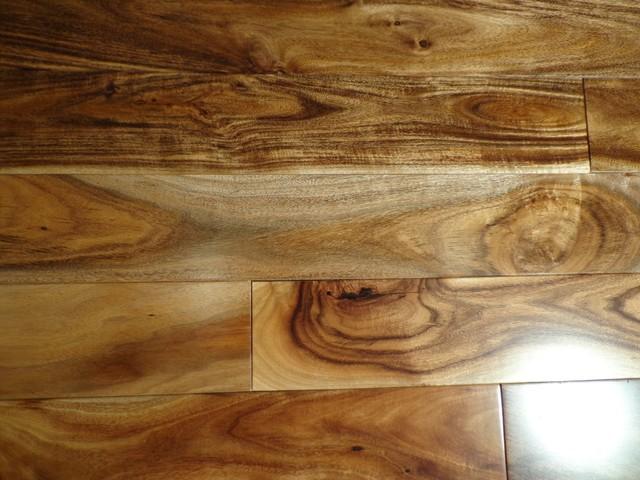 Acacia Natural Solid 3 5 8 Smooth Tobacco Road Hardwood
