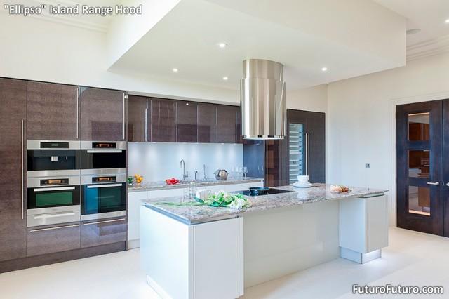 Modern Kitchen Hood Design Ideas