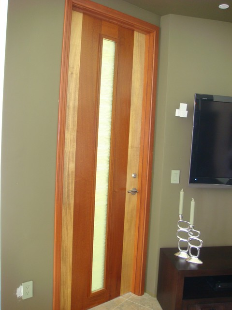 Glass interior doors contemporary interior doors miami by