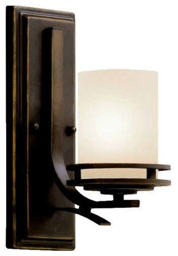 Hendrik Wall Sconce by Kichler modern-wall-lighting