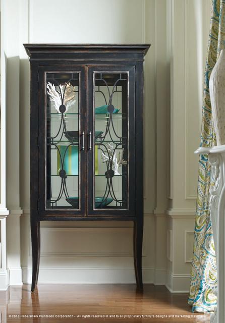 American Treasures© 2-Door Atelier Display Cabinet