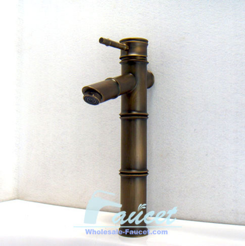 Bamboo Bathroom Water Faucet 94