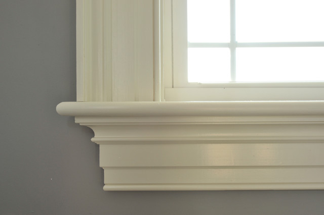 Classical Moulding - Crown, Casing, Base, Panel - Traditional - Windows And Doors - new york ...