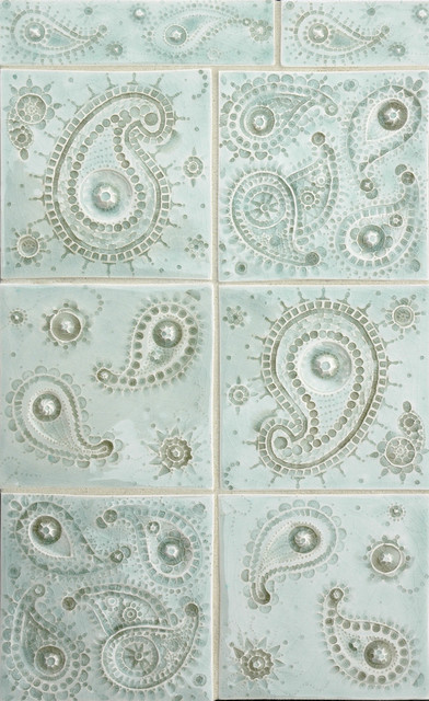 Paisley Series eclectic-tile