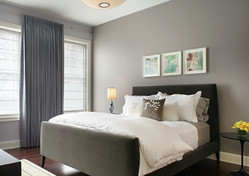On the Green in Morristown transitional-bedroom