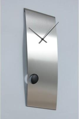 Control brand seth pendulum wall clock modern clocks by hayneedle - Contemporary pendulum wall clocks ...