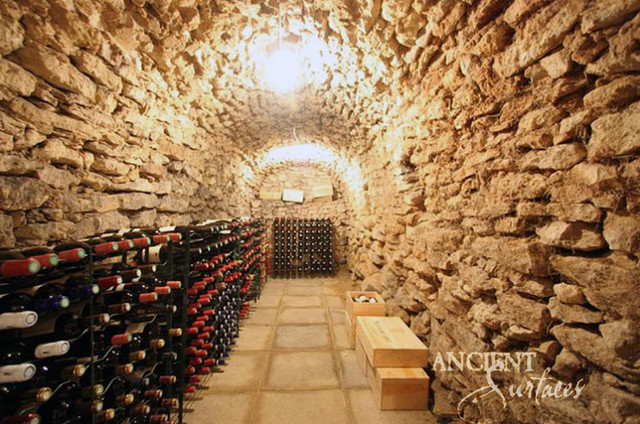 Wine Cellars - Traditional - Wine Cellar - new york - by ...