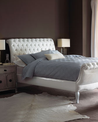 Haute House Melanie Bed traditional-beds